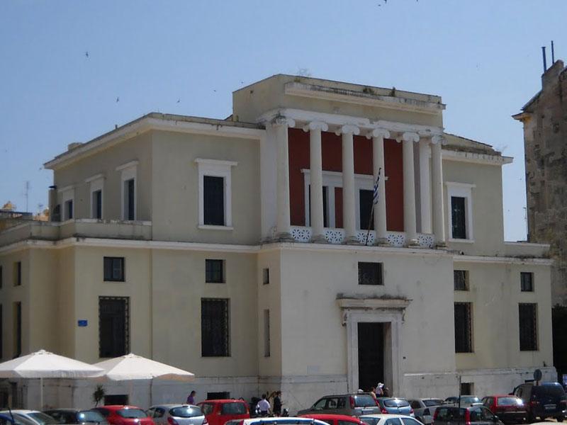 Oberlandesgericht Korfu